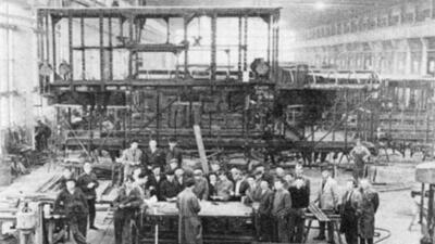 Istorija fabrike