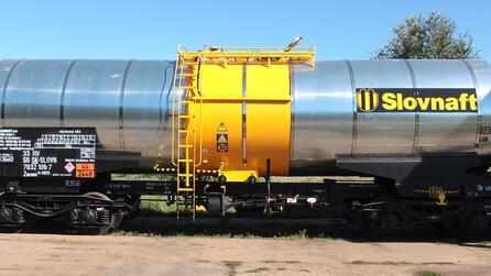 Rekonstrukcija vagon-cisterni tipa Zacens