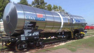 Ugovor sa firmom Slov-vagon a.s iz Slovačke
